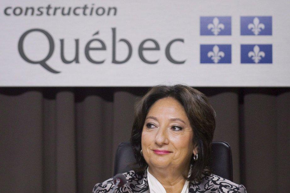 La juge France Charbonneau.... (Photo Graham Hughes, La Presse Canadienne)