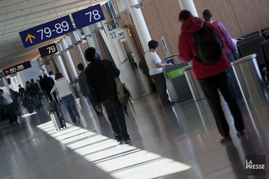 L'aéroport Montréal-Trudeau, qui a ouvert ses portes il... (PHOTO IVANOH DEMERS, Archives La Presse)