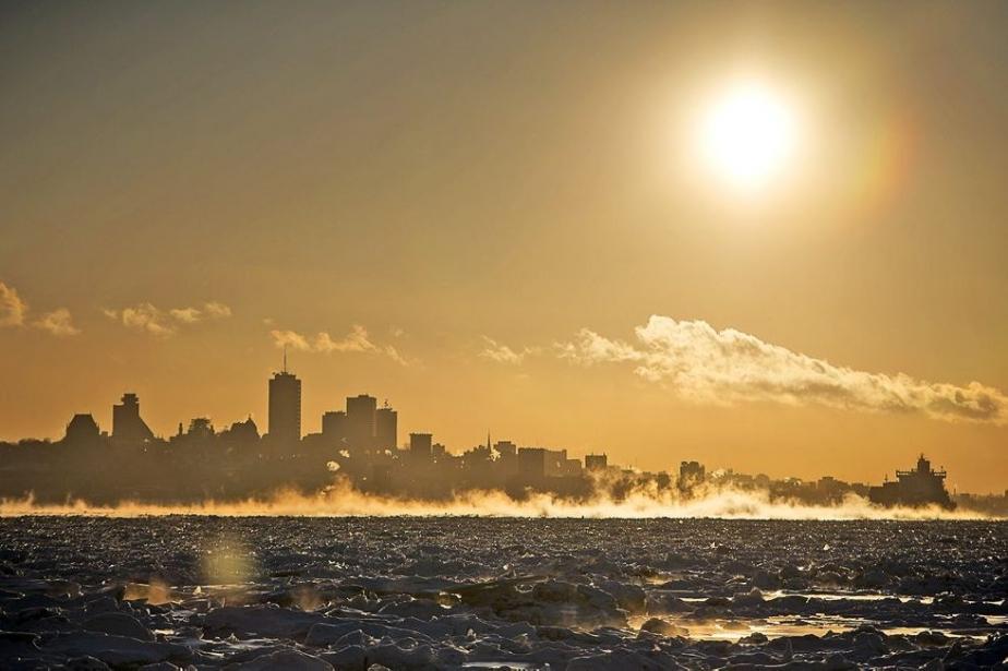 La Ville de Québec aux prises avec le... (Archives Le Soleil, Steve Deschenes)