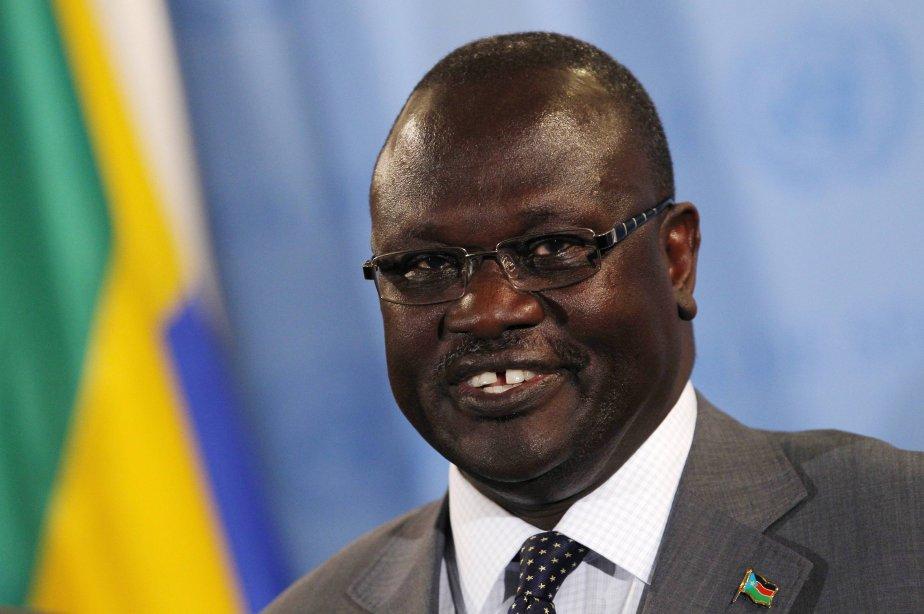 Riek Machar dirigerait cette milice hostile au gouvernement... (Photo Mike Segar, archives Reuters)