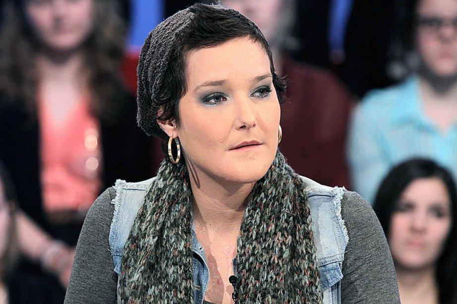 Les blessures de la jeune femme de Longueuil... (Photo Radio-Canada)