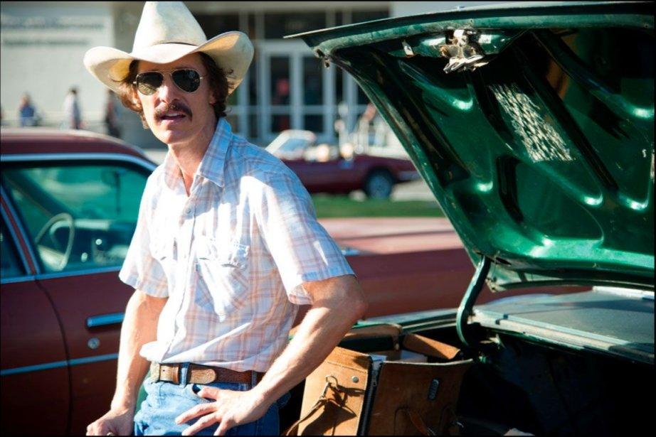 Matthew McConaughey dans Dallas Buyers Club, de Jean-Marc... (Photo fournie par Remstar)