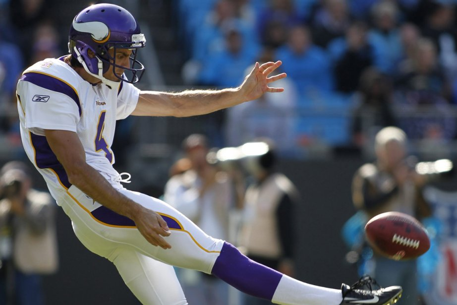 Chris Kluwe avance que Mike Priefer a critiqué... (Photo Bob Leverone, AP)