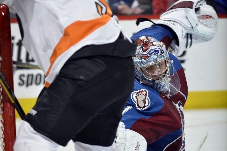 Semyon Varlamov... (Photo Jack Dempsey, AP)