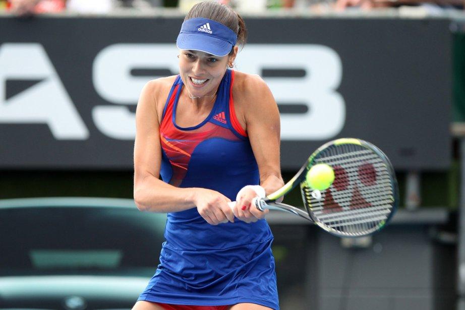 Ana Ivanovic... (Photo Fiona Goodall, AFP)
