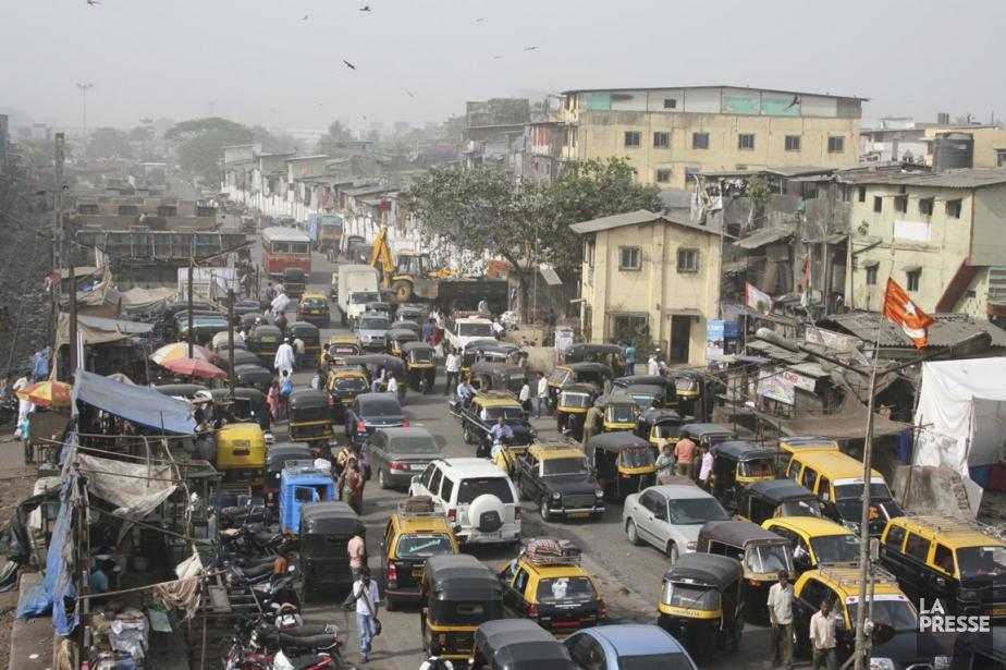 À Bombay (photo), des petits exportateurs africains que... (Photo d'archives, La Presse)