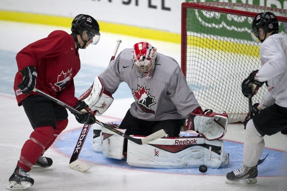 Hockey Canada souhaite établir des records d'assistance et... (Photo Frank Gunn, PC)