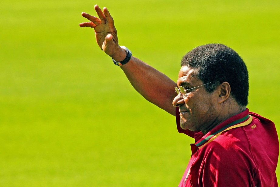 Eusebio da Silva Ferreira, connu aussi sous le... (Photo NICOLAS ASFOURI, AFP)