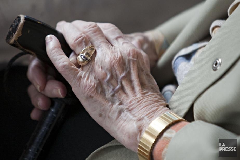 Le vieillissement démographique, qui... (PHOTO FRANÇOIS ROY, ARCHIVES LA PRESSE)
