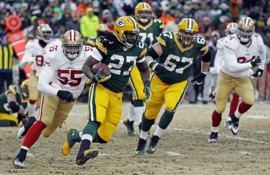 Les Packers semblent être fixés pour longtemps au... (Photo Kiichiro Sato, AP)