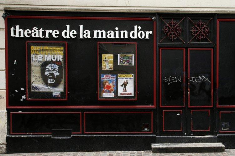 Dieudonné contestera l'interdiction de son spectacle en France