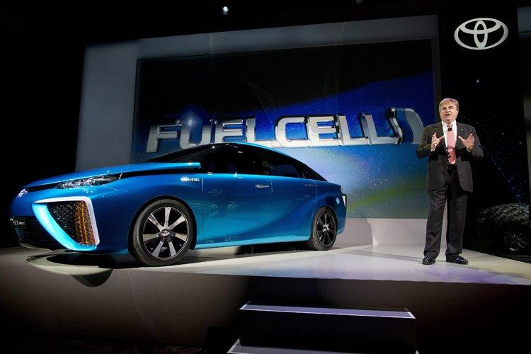 Toyota s'estime en mesure de proposer la voiture... (Photo: AP)