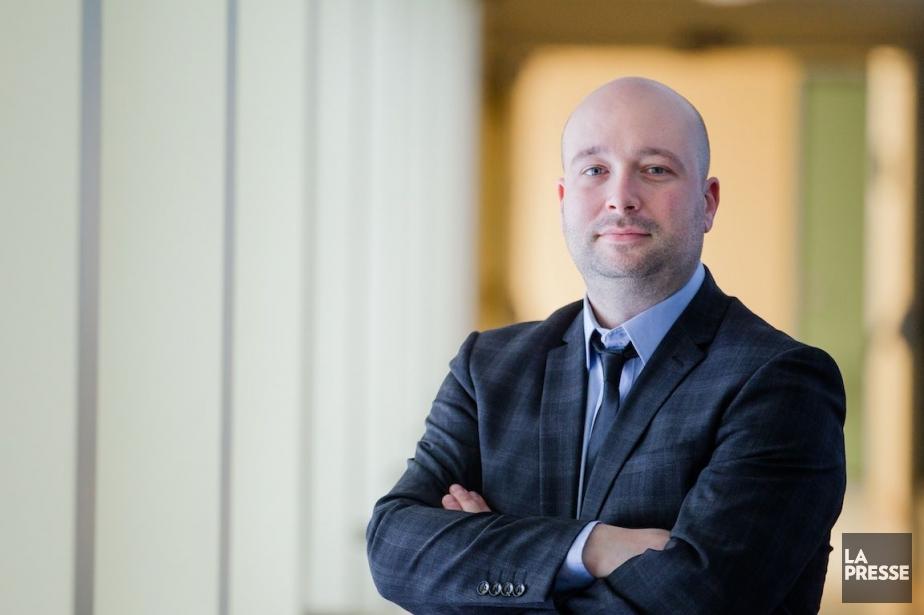 Jean-François Miron est directeur des ressources humaines de... (PHOTO EDOUARD PLANTE-FRECHETTE, LA PRESSE)