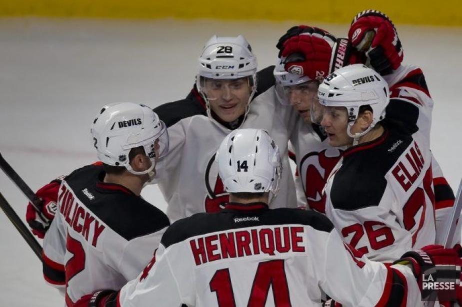 Les Devils du New Jersey, de la LNH, et les 76ers... (Photo archives La Presse)