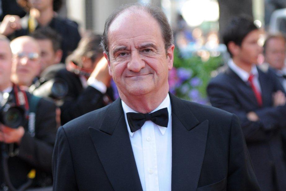 Pierre Lescure au Festival de Cannes en mai... (Photo: archives AFP)