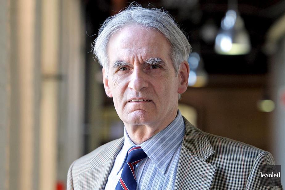 Le coprésident de la commission Bouchard-Taylor, Gérard Bouchard... (Photothèque Le Soleil)