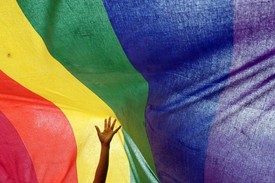 La communauté gaie américaine semble peu encline à... (PHOTO ARCHIVES AFP)