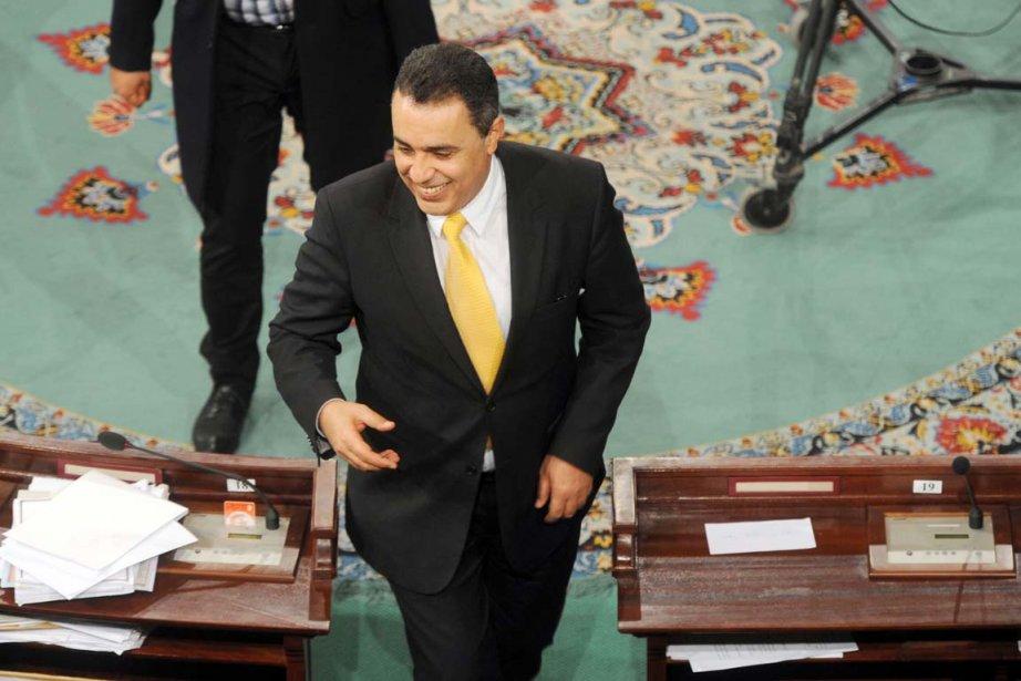 Désigné en décembre à la suite d'un compromis... (PHOTO FETHI BELAID, ARCHIVES AFP)