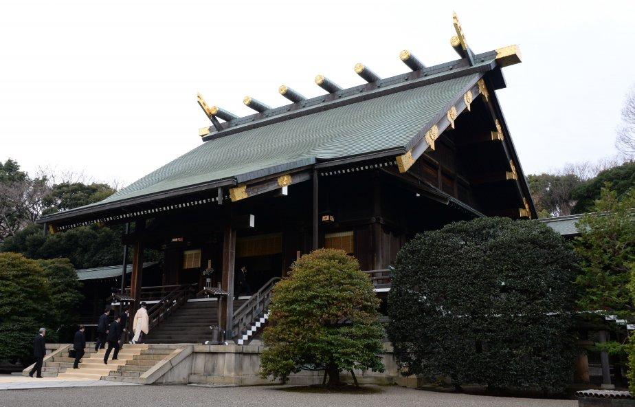 Le sanctuaire Yasukuni a été construit au XIXe... (Photo Yuya Shino, archives Reuters)