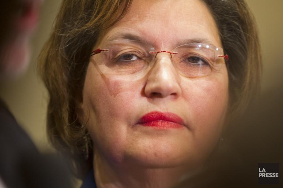 La députée libérale Fatima Houda-Pepin dit ne pas... (Photo Ivanoh Demers, archives La Presse)