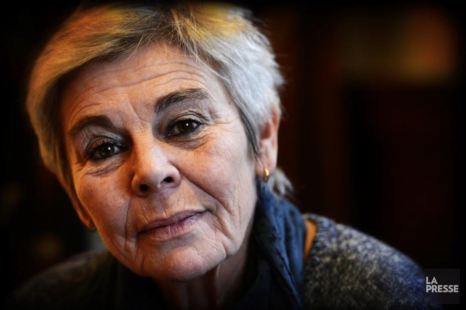 La réalisatrice belge Marion Hänsel admet que son... (Photo Bernard Brault, La Presse)