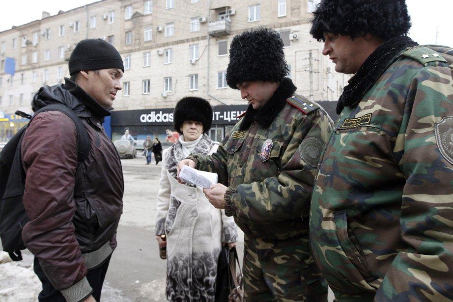 À moins d'un mois des Jeux olympiques, des... (Photo Vasily Fedosenko, Reuters)