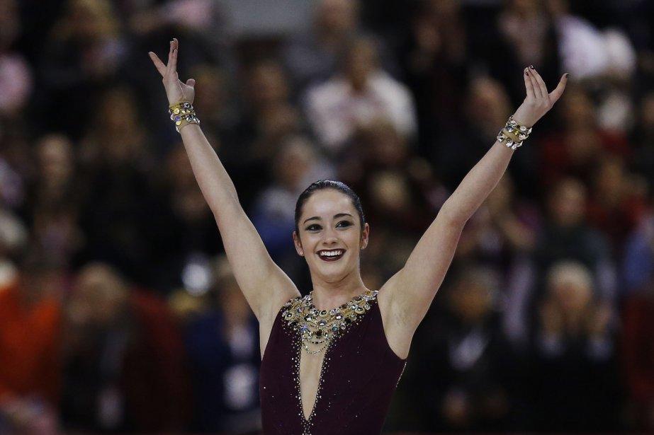 Kaetlyn Osmond... (Photo Chris Wattie, Reuters)