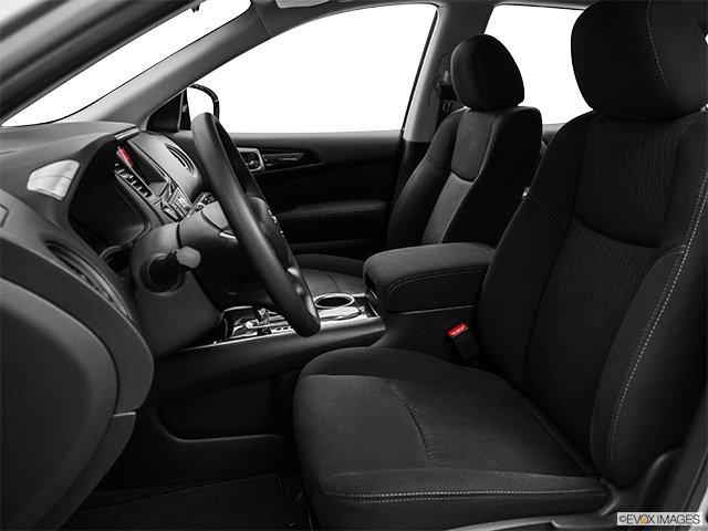 nissan pathfinder 2014 2 roues motrices 4 portes sl. Black Bedroom Furniture Sets. Home Design Ideas