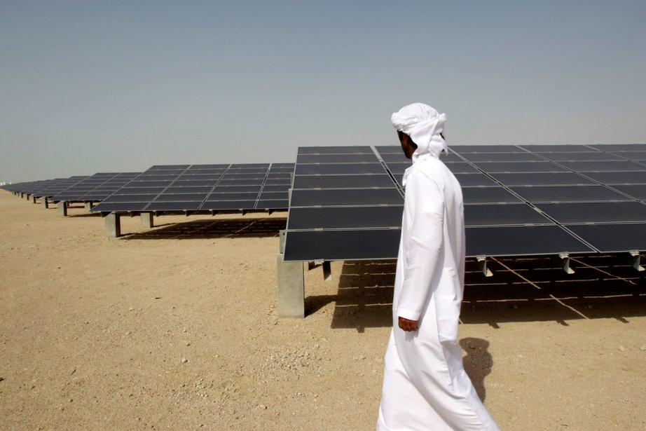 Trois projets de plus de 100 mégawatts ont... (PHOTO ARCHIVES ASSOCIATED PRESS)
