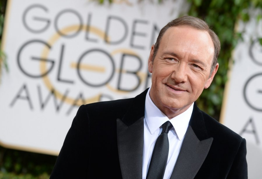 Kevin Spacey, vedette de House of Cards. (Photo Jordan Strauss, AP)