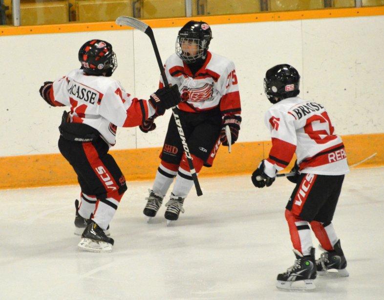 Rencontre hockey atome granby 2014