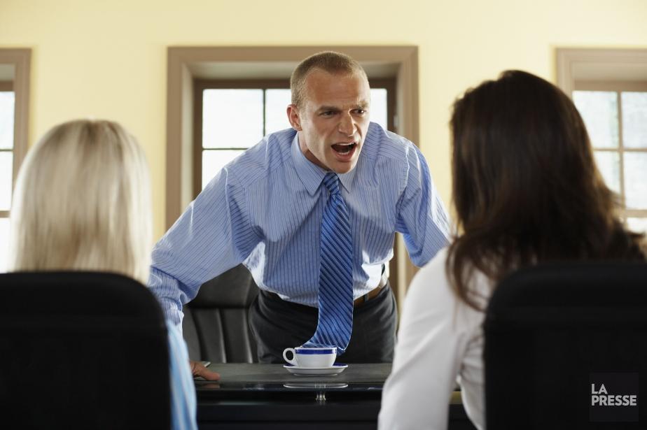 Parce que plusieurs gestionnaires vivent eux-mêmes une détresse... (Photo archives La Presse)