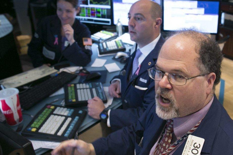 L'optimisme des investisseurs était renforcé ce mercredi par... (PHOTO BRENDAN MCDERMID, REUTERS)