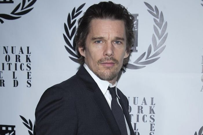Ethan Hawke... (Photo: Reuters)