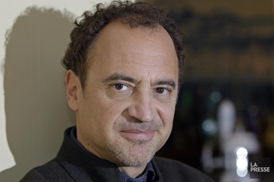 Le réalisateur Claude Demers... (Photo: Robert Mailloux, archives La Presse)
