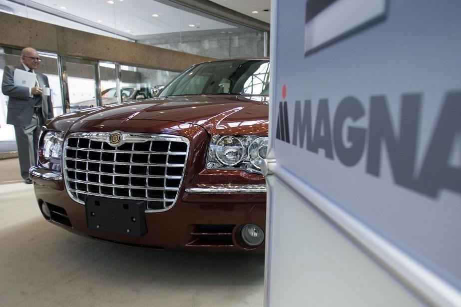 Le géant des pièces d'automobiles poursuit ses efforts... (PHOTO Adrian Wyld, archives la presse canadienne)