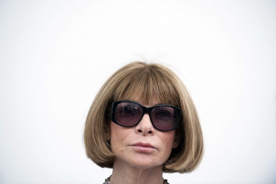 Anna Wintour... (Photo Keith Bedford, Reuters)