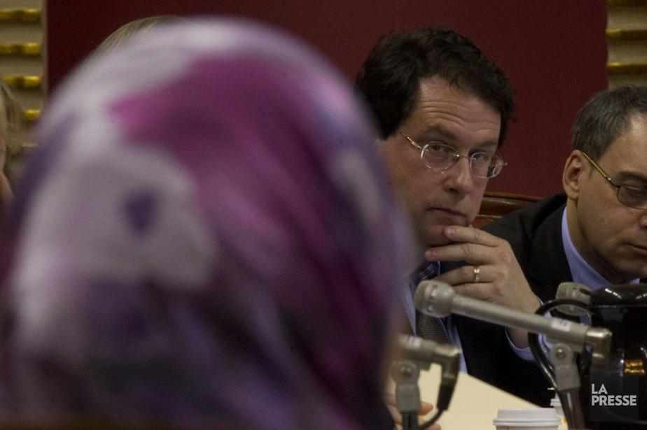 Le ministre Drainville soutient que le Barreau a... (PHOTO OLIVIER JEAN, LA PRESSE)