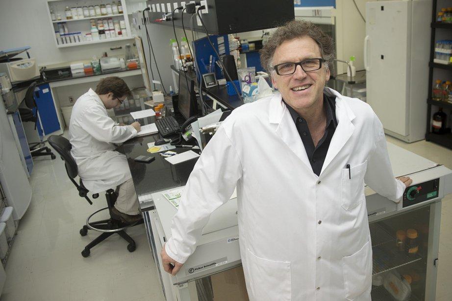 Serge Auray, président et cofondateur de Laboratoire M2,... (Photo René Marquis, collaboration spéciale)