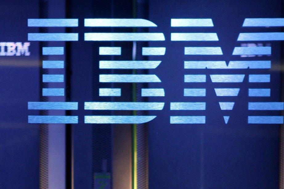 Le géant informatique américain IBM a annoncé vendredi... (Photo Seth Wenig, AP)