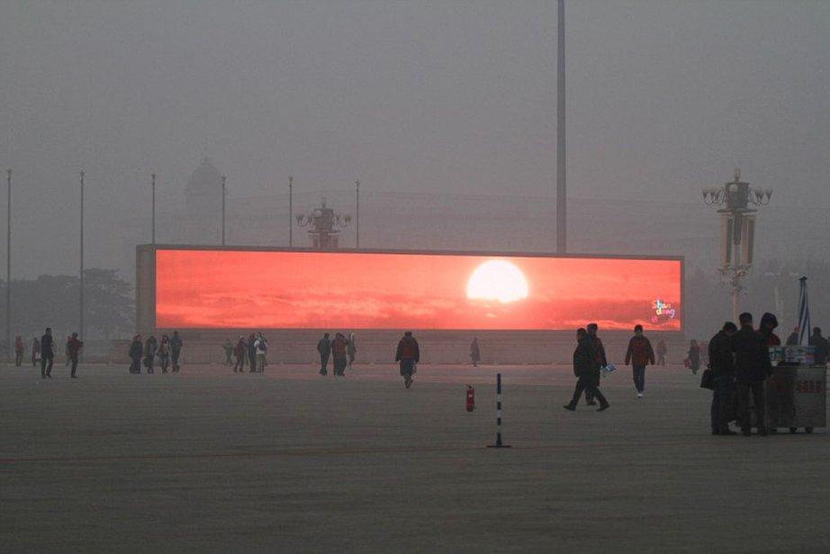 En plus de remplacer le soleil, ces écrans... (PHOTO GETTY IMAGE)