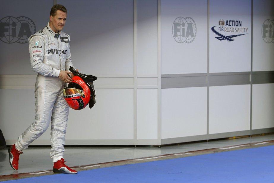 L'état de santé de Michael Schumacher est toujours... (Photo archives Reuters)