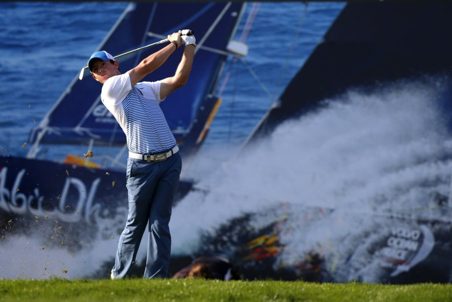 Rory McIlroy... (Photo Ahmed Jadallah, Reuters)