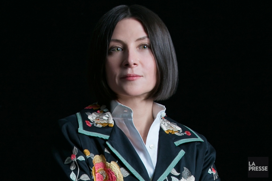 Donna Tartt... (Photo: Beowulf Sheehan, archives La Presse)
