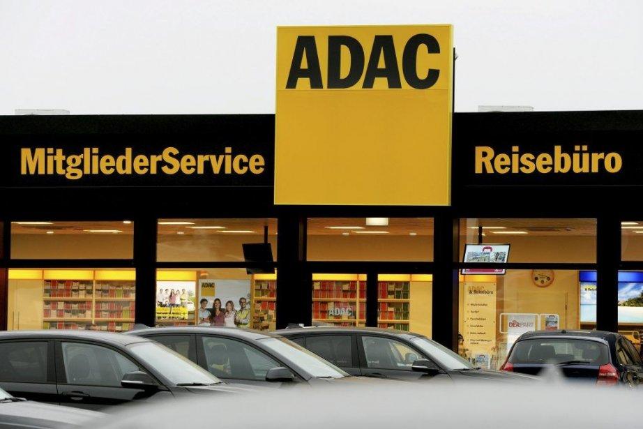 La direction dupuissant club automobile allemand ADAC a... (Photo Ralf Hirschberger, AP)