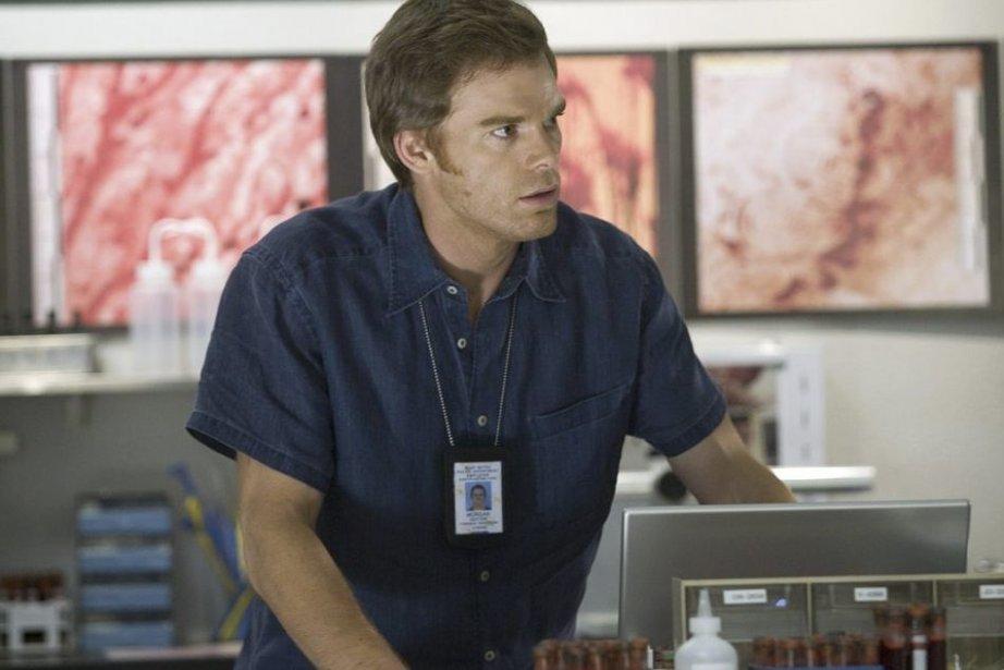 Michael C. Hall dans une scène de Dexter.... (Photo: AP)