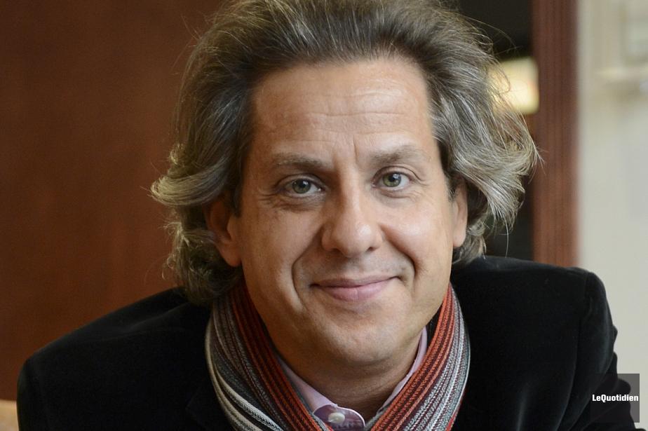 Alain Lefèvre a toujours cru au mélange des... (Photo: Jeannot Lévesque, Le Quotidien)
