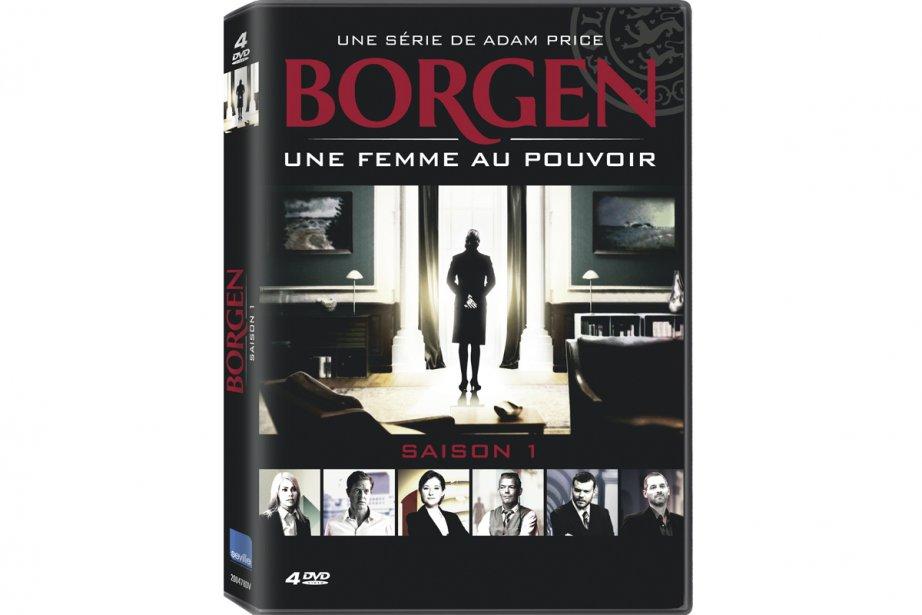 La première saison de Borgen (10 épisodes), série danoise dont on a entendu...