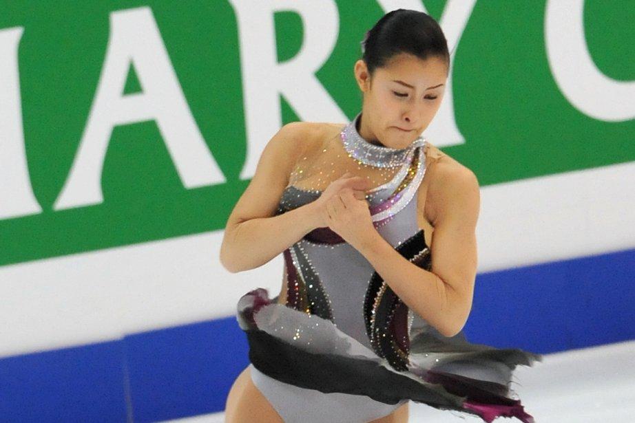 Kanako Murakami... (Photo Mandy Cheng, AFP)