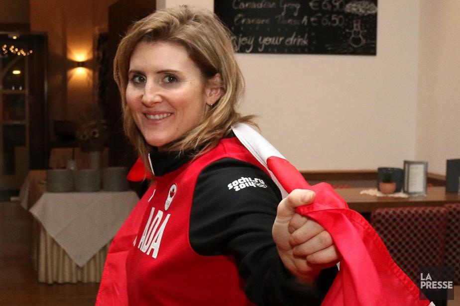 À ses cinquièmes Jeux olympiques, Hayley Wickenheiser aura... (Photo Ronald Zak, AP)